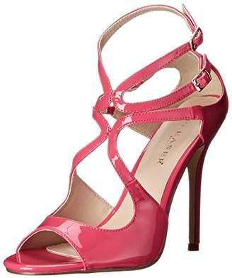 Pleaser USA Women's Amu15/HP Dress Sandal
