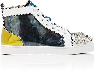 Christian Louboutin Men's Lou Pik Pik Orlato Sneakers