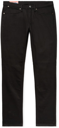 Acne Studios Max Slim-Fit Denim Jeans - Men - Black