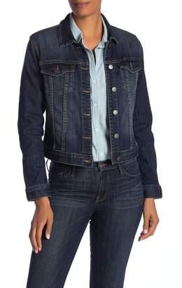 Caslon Classic Denim Jacket (Regular & Petite)