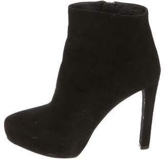 Prada Platform Ankle Boots