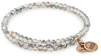 Alex and Ani Brilliance Icy Mirage Expandable Wrap Bracelet