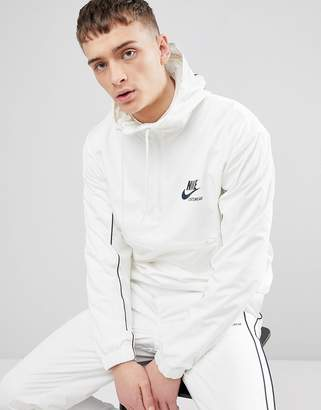 Nike Archive Woven Jacket In White 941877-133