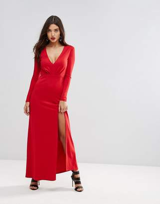 Ivyrevel Maxi Dress With Slit Front