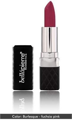 Bellapierre Mineral Luxurious Lipstick in Burlesque- Fuchsia Pink 0.123 fl oz by Bella Pierre