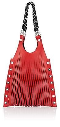 Sonia Rykiel Women's Le Baltard Medium Leather Tote Bag - Red