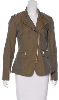 Lafayette 148 Lightweight Iridescent Jacket