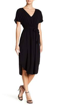 Cotton On & Co. Melinda V-Neck Midi Dress