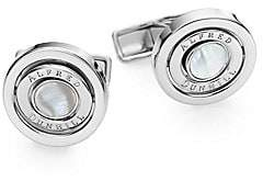 Dunhill Men's Gyro Mother-Of-Pearl Cufflinks