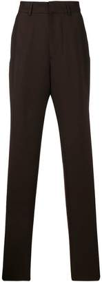 E. Tautz pleated terry trousers