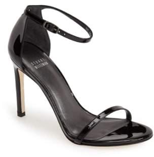 Women's Stuart Weitzman Nudistsong Ankle Strap Sandal