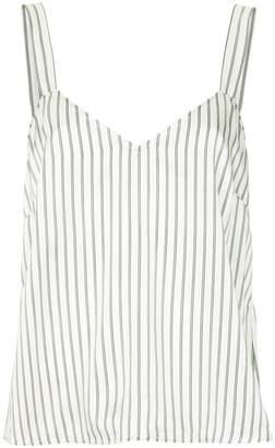 Nobody Denim Silk Cami Fine Stripe