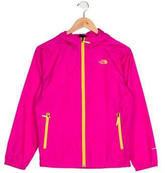 The North Face Girls' Lightweight Zip-Up Jacket