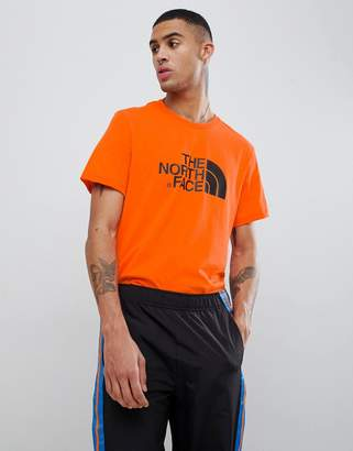 The North Face Easy T-Shirt in Orange