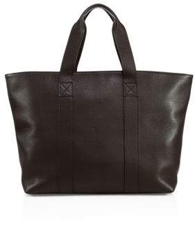 Saks Fifth Avenue COLLECTION Leather Large Tote