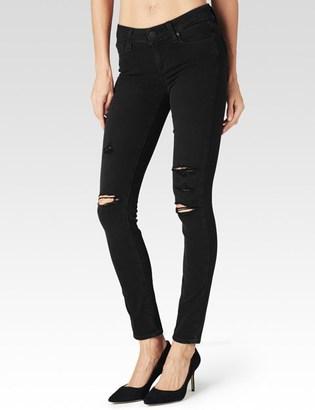 Verdugo Ankle - Carbon Black Destructed $199 thestylecure.com