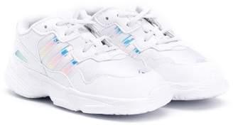 adidas Kids iridescent sneakers