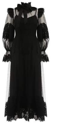 Zimmermann Espionage Corded Lace Gown