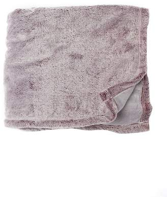 "Nordstrom Rack Frosted Plush Throw - 50"" x 60\"""