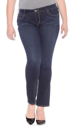 SLINK Jeans Straight Leg Jeans