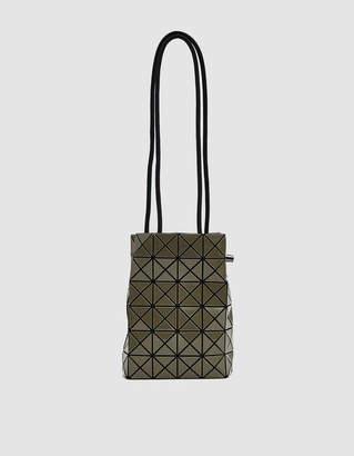 Bao Bao Issey Miyake Prism Wring Shoulder Bag in Khaki