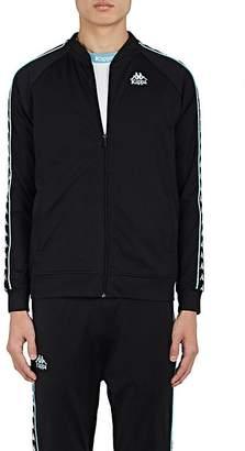Barneys New York Kappa XO Men's Bennett Athletic-Fleece Bomber Jacket