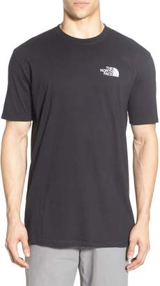 The North Face 'Red Box' Graphic T-Shirt