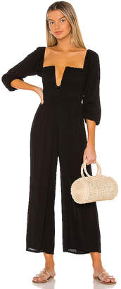 Sun Becomes Her Divine Culotte Jumpsuit