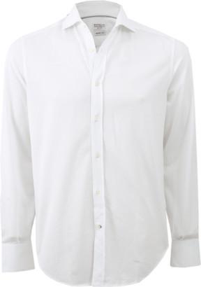 Brunello Cucinelli Cotton Knit Shirt