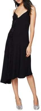 Rachel Roy Solid Slip Dress