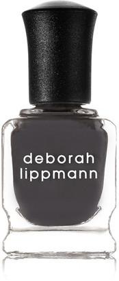 Deborah Lippmann - Nail Polish - Stormy Weather $18 thestylecure.com