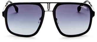 Carrera Men's Square Sunglasses, 58mm