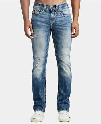 True Religion Mens Straight-Fit Jeans