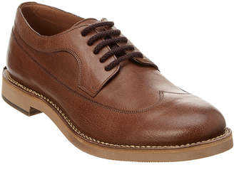 Brunello Cucinelli Leather Wingtip Oxford