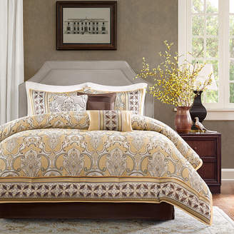 JCPenney Madison Park Brenton Medallion 7-pc. Comforter Set