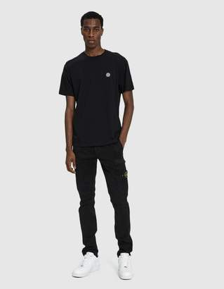 Stone Island Garment Dyed Pant in Black