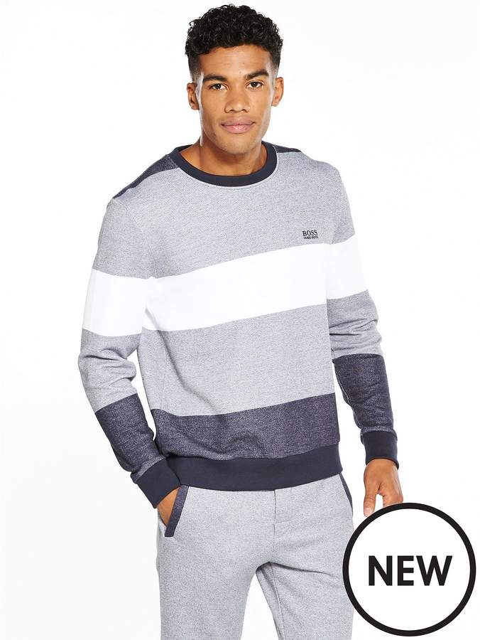 Stripe Crew Loungetop