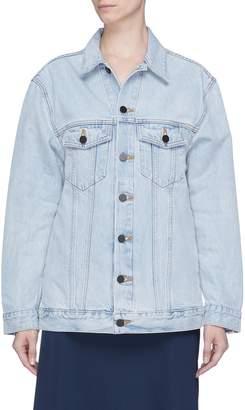 Alexander Wang 'Daze' oversized denim jacket