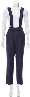 3.1 Phillip Lim High-Rise Suspender Pants
