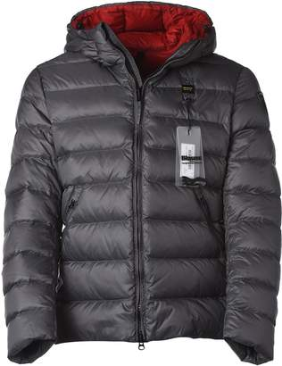 Blauer Grey Ultra Light Down Jacket