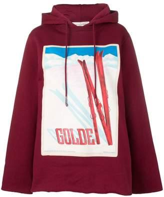 Golden Goose oversized Furka hoodie