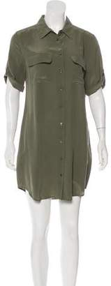 Equipment Silk Shirt Dress w/ Tags
