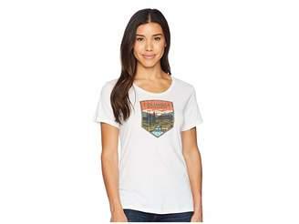 Columbia Badge Tee Women's T Shirt