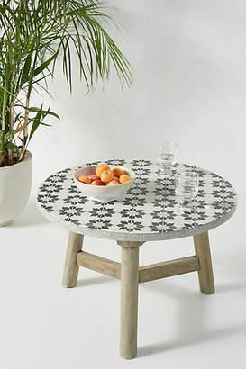 Anthropologie Marrakech Indoor/Outdoor Coffee Table