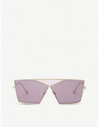 Loewe Puzzle pilot-frame sunglasses