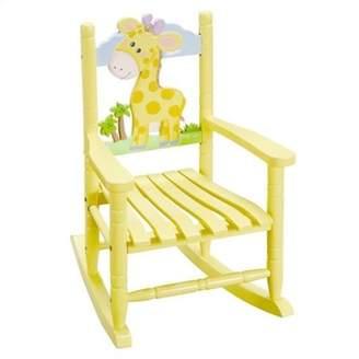 Teamson Kids Safari Rocking Chair Giraffe
