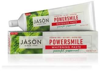 Jason Powersmile Powerful Peppermint Whitening Toothpaste - 6oz