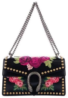 Gucci 2018 Dionysus Small Shoulder Bag