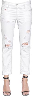 Belthy Ankle Soft Cotton Denim Jeans $198 thestylecure.com