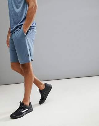 adidas Training prime shorts in gray cd7814